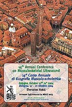 14th ANNUAL CONFERENCE ON MUSCULOSKELETAL ULTRASOUND